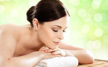 Až 42% sleva na anticelulitidní masáž nebo ruční lymfodrenáž v salonu Christina