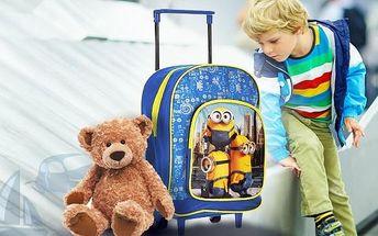 Dětský kufřík s motivem Mimoň