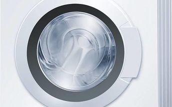 Předem plněná pračka Bosch WLG24260BY, bílá