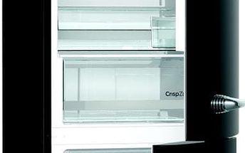 Kombinovaná chladnička Gorenje ORK192BK