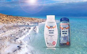 Kosmetika z Mrtvého moře
