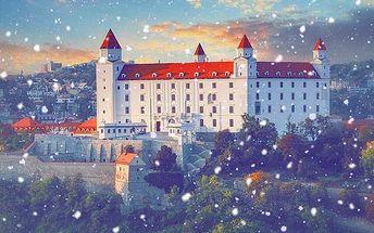 Zájezd do adventní Bratislavy s průvodcem