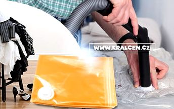 Vakuové pytle - sada až 9 ks různých velikostí + výborná ochrana a opakované použití