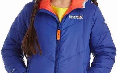 Dětská zimní bunda Regatta RKN047 ICEBOUND Clematis