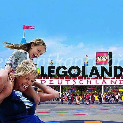 Zájezd do Legolandu o Halloweenu. Neprošvihněte!