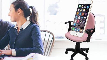 Držák na mobilní telefón mini židle