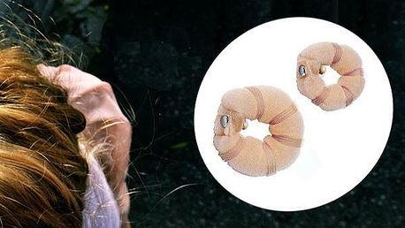 Vlasové podložky Hot Buns