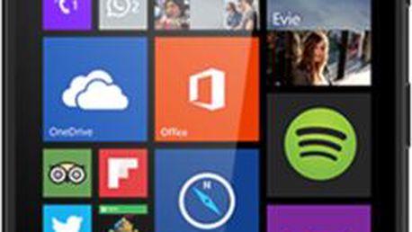 Microsoft Lumia 640 Dual SIM, černá; A00024675