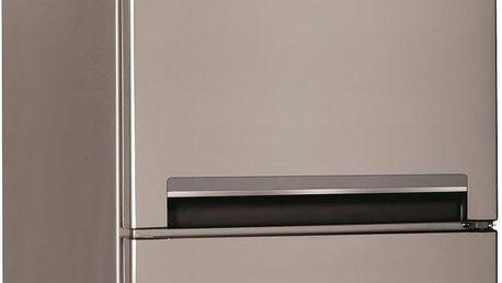 Nerezová chladnička Indesit LI8 S1 X