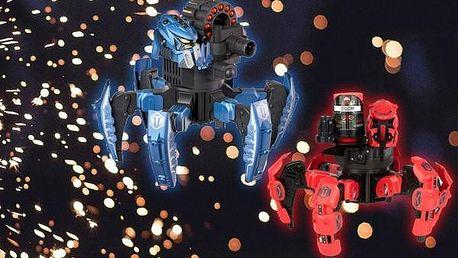 Bojový robot Attacknid