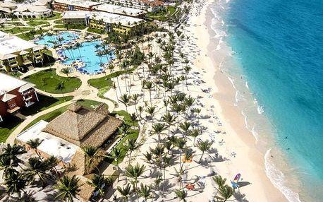 Dominikánská republika - Punta Cana na 8 až 9 dní, all inclusive s dopravou vídeň
