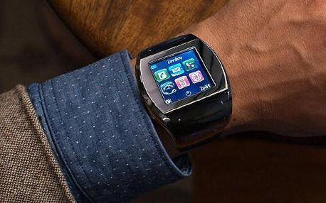 Smart hodinky s telefonem Space Elite