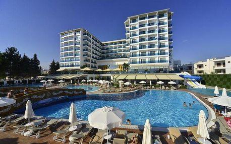 Turecko, Alanya, letecky na 4 dny s all inclusive
