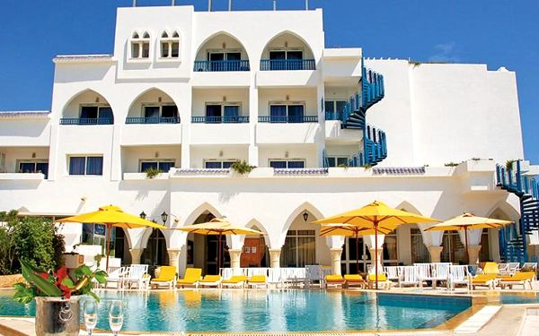 Tunisko, Nabeul, letecky na 8 dní s all inclusive