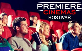 Lístky do multikina Premiere Cinemas
