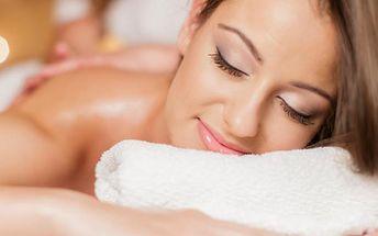 Rehabilitační masáž - uvolnění pro vaše bolavá záda, šíji a bedra v délce 30 minut.
