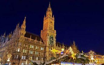 Zájezd na čertovský rej do Mnichova