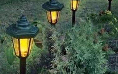 LED solární lucerna - dodání do 2 dnů
