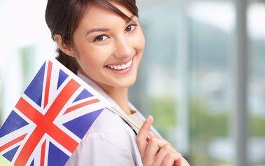 1 nebo 3 lekce individuální anglické konverzace