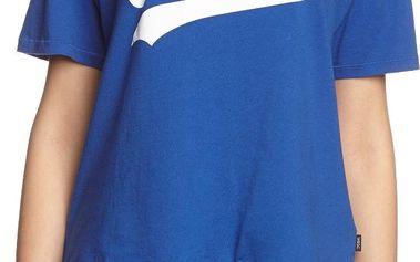 Dámské tričko Wesc On Field Script, modré