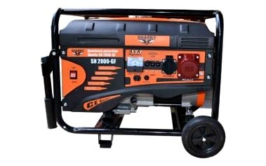 Benzínový generátor Sharks SH 2800-GF Sleva 1200Kč