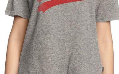 Dámské tričko Wesc On Field Script, šedé