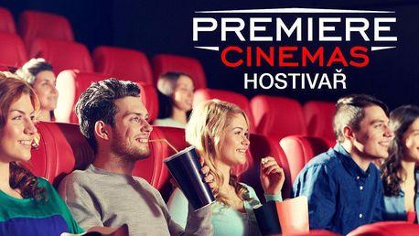 Lístky do multikina Premiere Cinemas