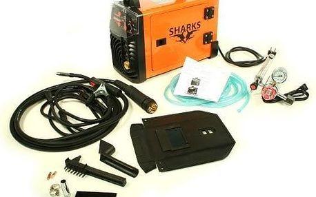 Svářecí invertor Sharks 250-Y10 MIG/MMA IGBT Sleva 3000Kč