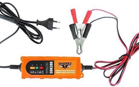 Nabíječka baterií Sharks SH 631 Sleva 80Kč