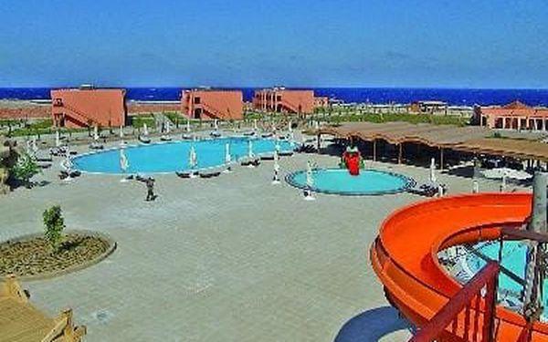 Hotel Three Corners Happy Life, Egypt, Marsa Alam, 6 dní, Letecky, All inclusive, Alespoň 4 ★★★★, sleva 32 %, bonus (Levné parkování na letišti: 8 dní 499,- | 12 dní 749,- | 16 dní 899,- )