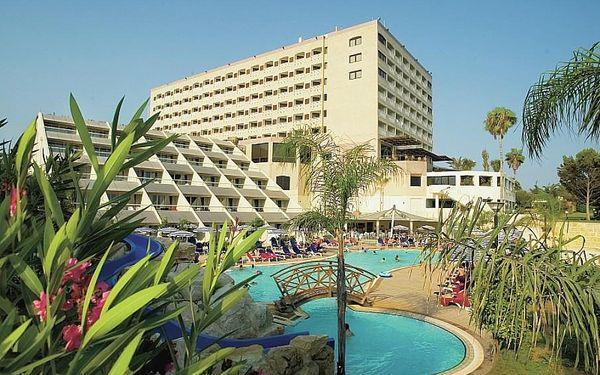 Kypr, Limassol, letecky na 8 dní s all inclusive