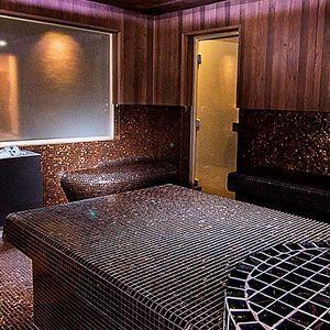 Celodenní luxusní relaxace v saunách na Harfě