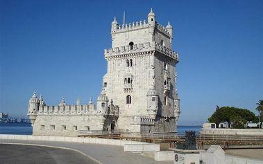 Portugalsko, letecky na 6 dní