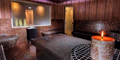 Relaxačně saunové centrum Harfa