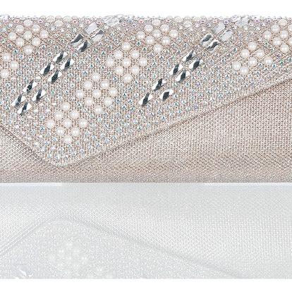 Fashion Icon Psaníčko společenské Diamond Shine elegantní s kaminky
