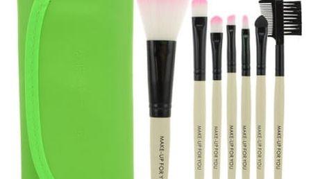 Sada kosmetických štětců - více barev - dodání do 2 dnů
