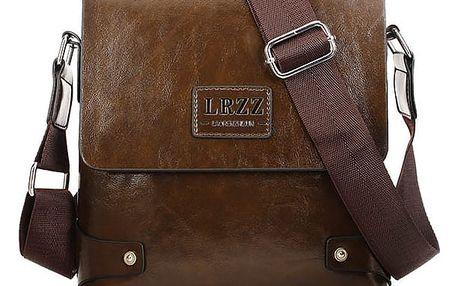 Pánská business taška přes rameno - 3 barvy
