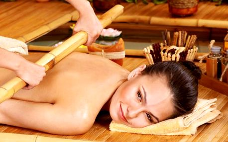 Masáž v Praze, klasická, bambusová, čokoládová, medová či havajská v v Salonu Xidonie.
