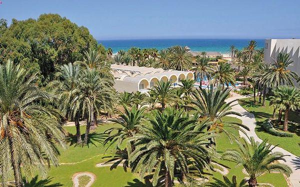 Tunisko, Sousse, letecky na 5 dní s all inclusive