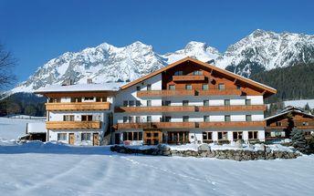 Hotel Kielhuberhof, Rakousko, Štýrsko - Schladming - Dachstein, 5 dní, Vlastní, Polopenze, Alespoň 4 ★★★★, sleva 0 %