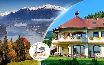 Rakousko, Korutany - hotel Biolandhaus: až 6 dní pro dva, polopenze, wellness a dítě zdarma