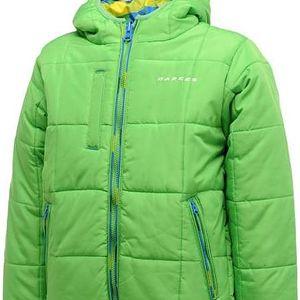 Chlapecká zimní oboustranná bunda Dare2B DBN001 INDECISIVE REV Jkt Fairway Green