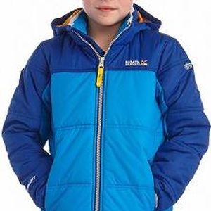 Dětská streetová bunda Regatta RKN036 GIANT MethylB/Surf