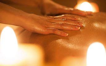 Tantra masáž pro muže, ženy nebo páry v délce 60 min. s masérem či masérkou.