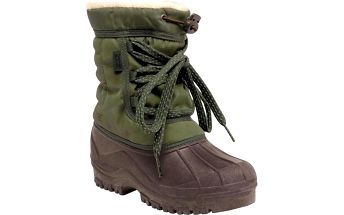 Zimní obuv Regatta RKF388 TREKFORCE II Jnr Olive/Bueno