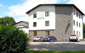 3–6denní pobyt pro 2 osoby s polopenzí v penzionu Velké Dářko na Vysočině