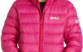 Dětská zimní péřová bunda Regatta RKN025 ICEWAY Jem