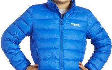 Dětská zimní péřová bunda Regatta RKN025 ICEWAY Oxford Blue
