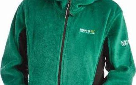 Dětská fleece mikina Regatta RKA150 CUDDLY Highland/blk