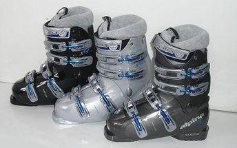 Sjezdové boty ALPINA vel.UK6